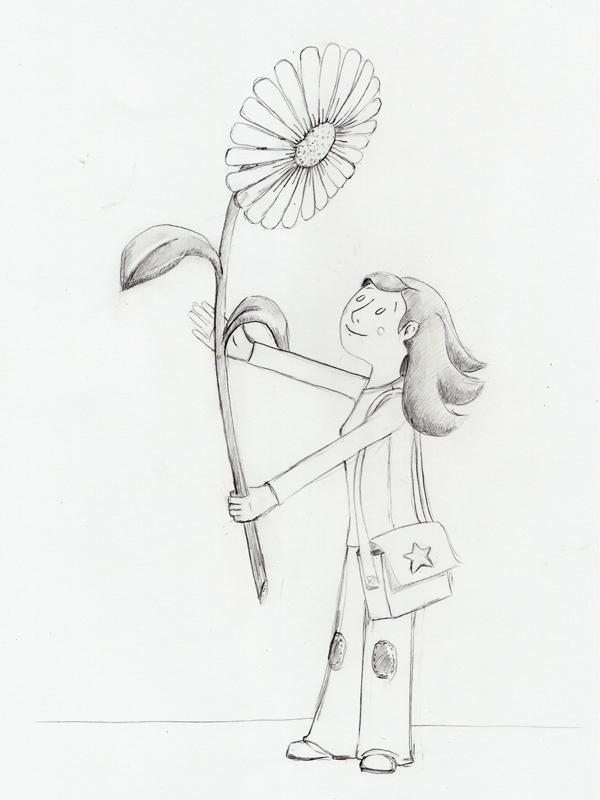 Blumenausstellungsgewinneranwärter