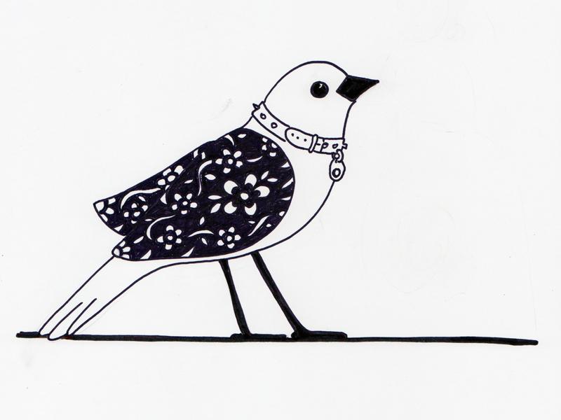 Vogelhipster