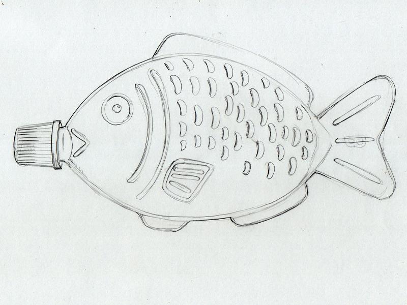 Sojasaucenfisch