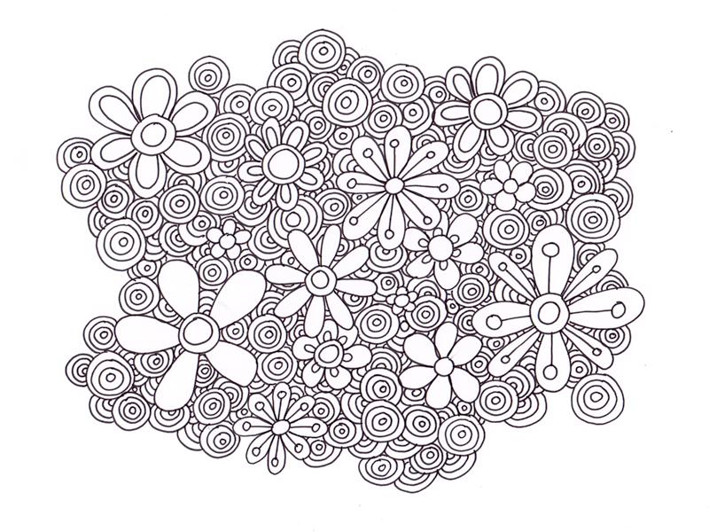 Blumenwole