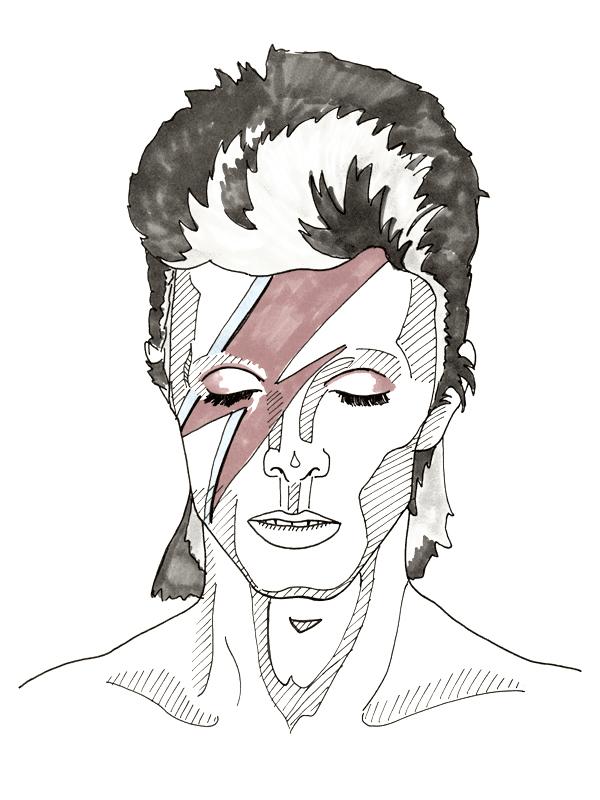 Aladdin Sane / David Bowie
