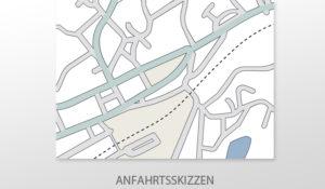 Anfahrtsskizzen und -karten